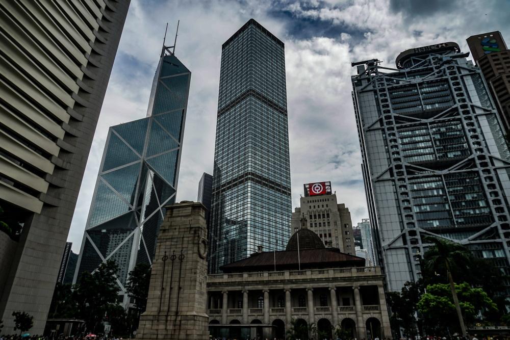 香港フラッシュモブ
