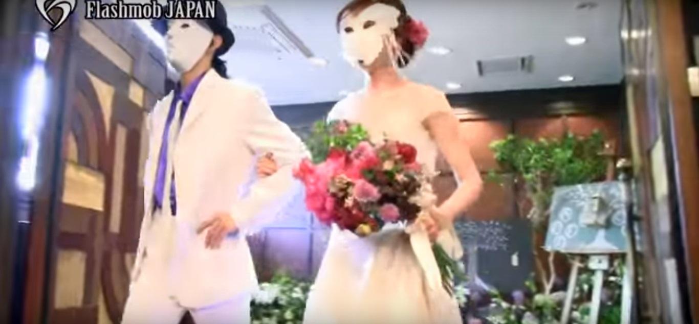 マイケルジャクソン結婚式余興
