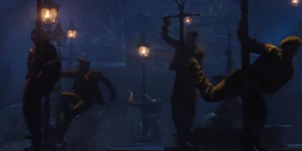 メリーポピンズダンス