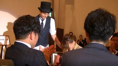 感動の結婚式余興