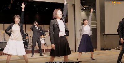 グループワークダンス